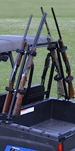 Great Day Sporting Clay Gun Rack QD804SC