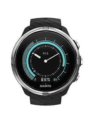 Suunto 9 Reloj con GPS para Multideporte, Unisex, Negro, Talla ...