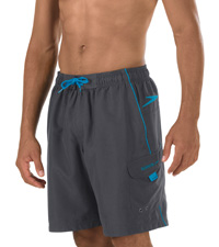 Amazon.com: Speedo Men's Surf Runner Volley Swim Short
