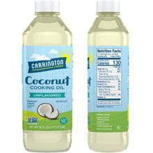 Carrington Farms liquid coconut cooking oil,liquid coconut cooking oil