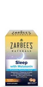 Zarbee's Naturals Adult Sleep Gummies with Melatonin