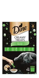 Dine Wet Cat Food Treat