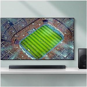 Samsung HW-N550 - Barra de Sonido inalámbrica 1.1 340 W, Color Negro: Amazon.es: Electrónica