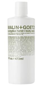 eucalyptus hand + body wash, 16 fl oz
