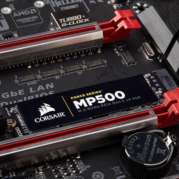 Amazon.com: Corsair Force Series MP500 240GB M.2 NVMe PCIe