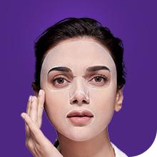 d. How To Apply L'Oréal Serum Sheet Mask – Apply – L'Oréal Hyaluronic Acid Mask