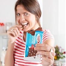Premier Protein Chocolate Milk Chocolate 20x40g - Chocolate de alta Proteína y Baja Azúcar