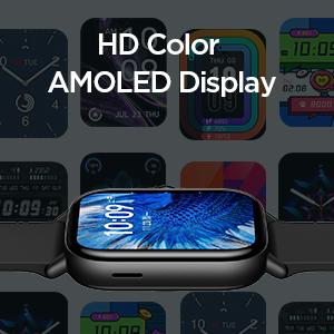 HD Color AMOLED Display Screen
