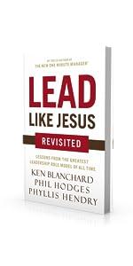 Lead Like Jesus Paperback