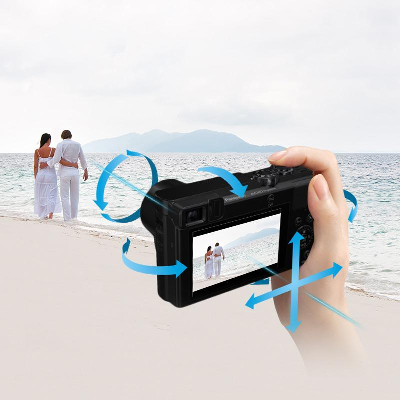 Amazon Canada Panasonic Lumix Dmc Zs50k 30x Travel Zoom
