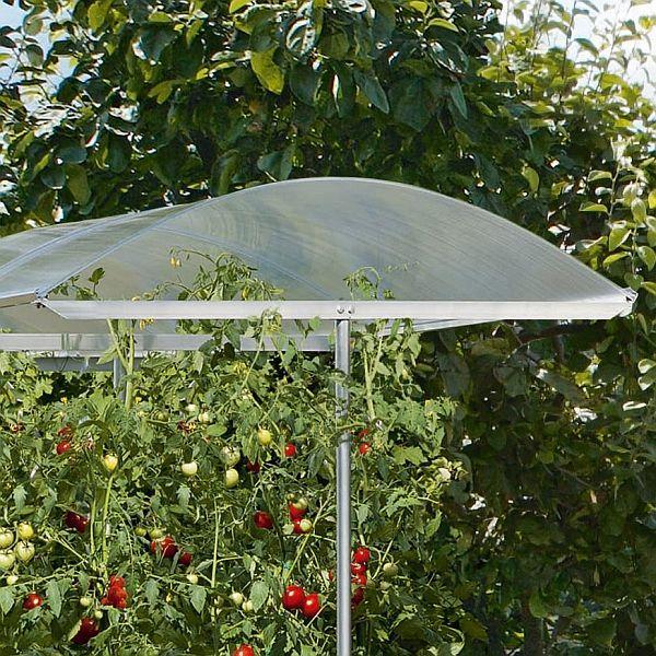 beckmann kg psn1 schutzdach f r pflanzen gr e 1 100 x 112 cm garten. Black Bedroom Furniture Sets. Home Design Ideas