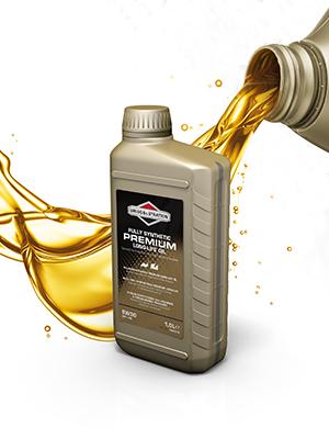 Volledig synthetische premium motorolie met lange levensduur