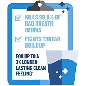 Up to a 3x longer lasting clean feeling