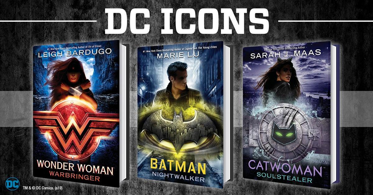 Amazon com: Batman: Nightwalker (DC Icons Series) (9780399549786