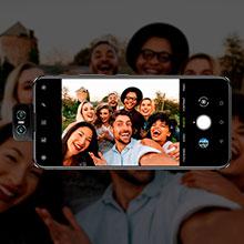 selfie grande angular