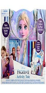 Frozen II Activity Tote