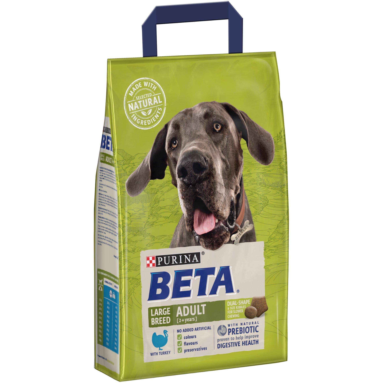 Beta Dog Food The Range