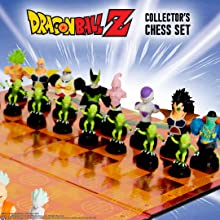 Dragon Ball Z - Juego de ajedrez coleccionista