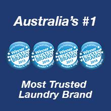 Omo Australia's #1 Most Trusted Laundry Brand