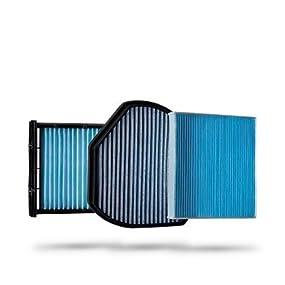 Blue Print Adn12511 Aktivkohlefilter Innenraumfilter 1 Stück Auto