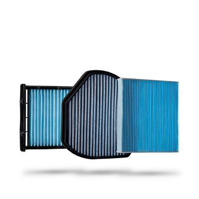 Blue Print Adg02508 Innenraumfilter Pollenfilter 1 Stück Auto