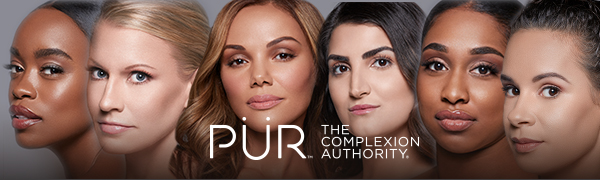 PUR, pur, 4in1 powder, pressed mineral makeup, pur foundation, pur beauty, pur makeup