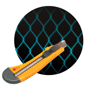 Slash Resistant Body and Straps