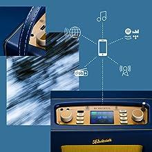 Smartphone control, on device control, smartphone app, UNDOK app