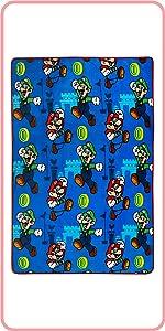 Nintendo Super mario Odyssey video game Luigi kids bedding children bath and character accessories
