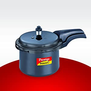Prestige Hard Anodized Outer Lid Pressure Cooker