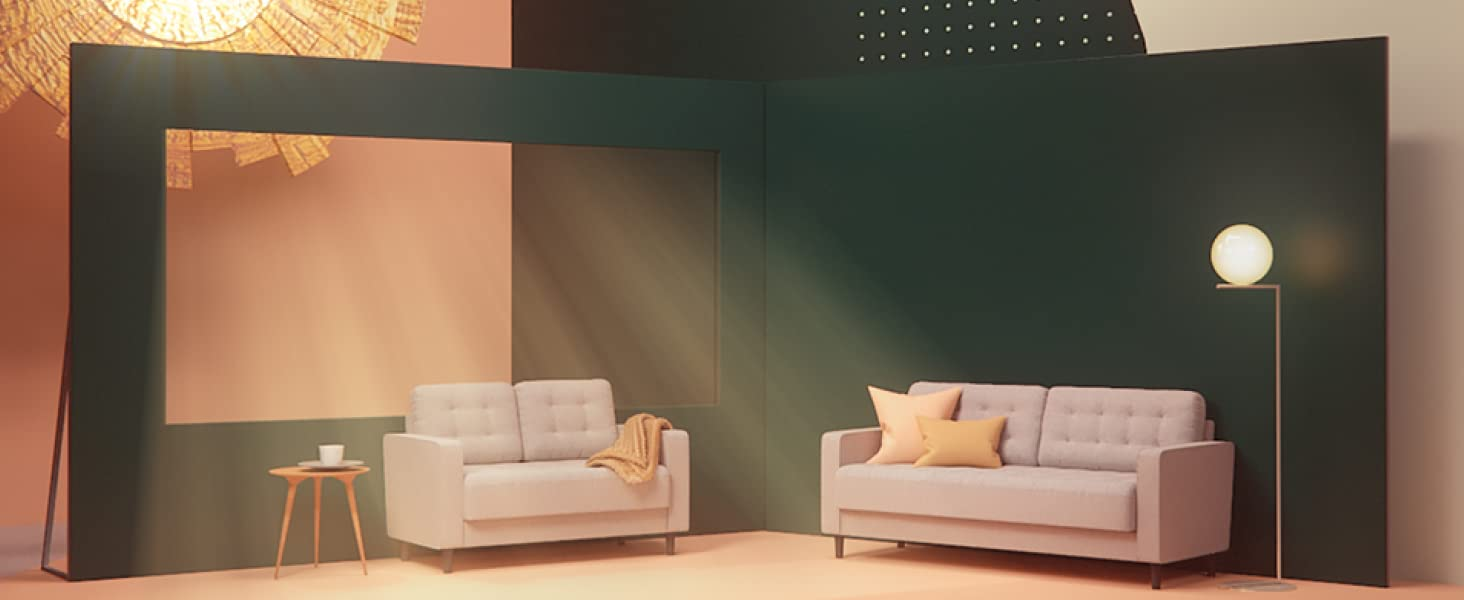 Sofas & loveseats built to fill your home with style.