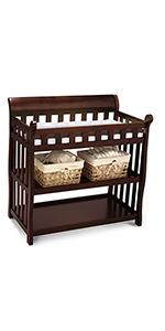 delta children changing table baby infant essentials nursery furniture