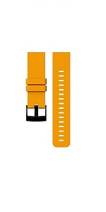 スント(SUUNTO) 交換ストラップ トラバース アンバー [日本正規品 メーカー保証] SS021847000