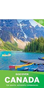 Lonely Planet Discover Canada (Travel Guide)