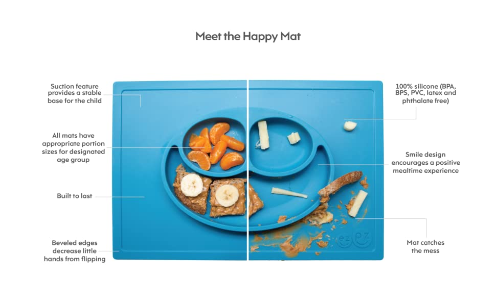meet the Happy Mat