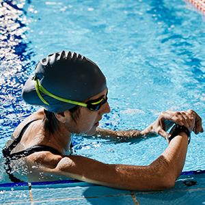 vantage m swimming metrics