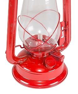 lanter, red, metal, glass