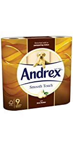 andrex;andrex toilet roll;andrex smooth touch;toilet roll;toilet rolls;toilet paper;moist wipes