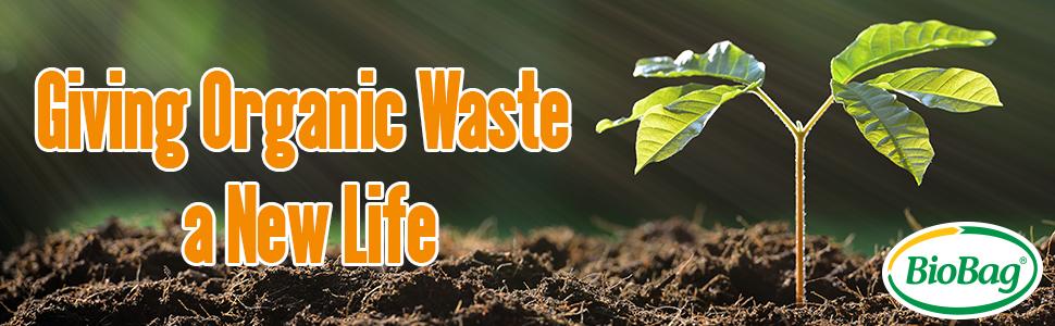 BioBag: Giving organic waste a new life