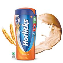 Horlicks classic malt health and nutrition