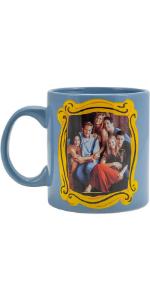 Friends cup, friends coffee cup, friends mug, friends cup with handle, friends tv show, friends gear