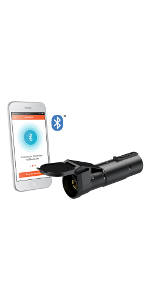 CURT Echo Mobile Trailer Brake Controller