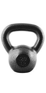 cast iron kettlebell