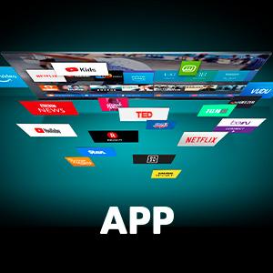 app smart tv