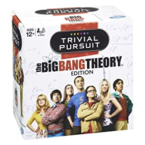 The Big Bang Theory, The Big Bang, Penny, Sheldon Cooper, Leonard, Trivial Pursuit Game