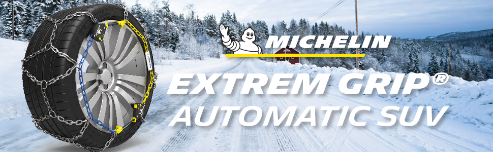 chaines a neige michelin;chaussettes a neige michelin;chaines metalliques michelin;pneu hiver;auto