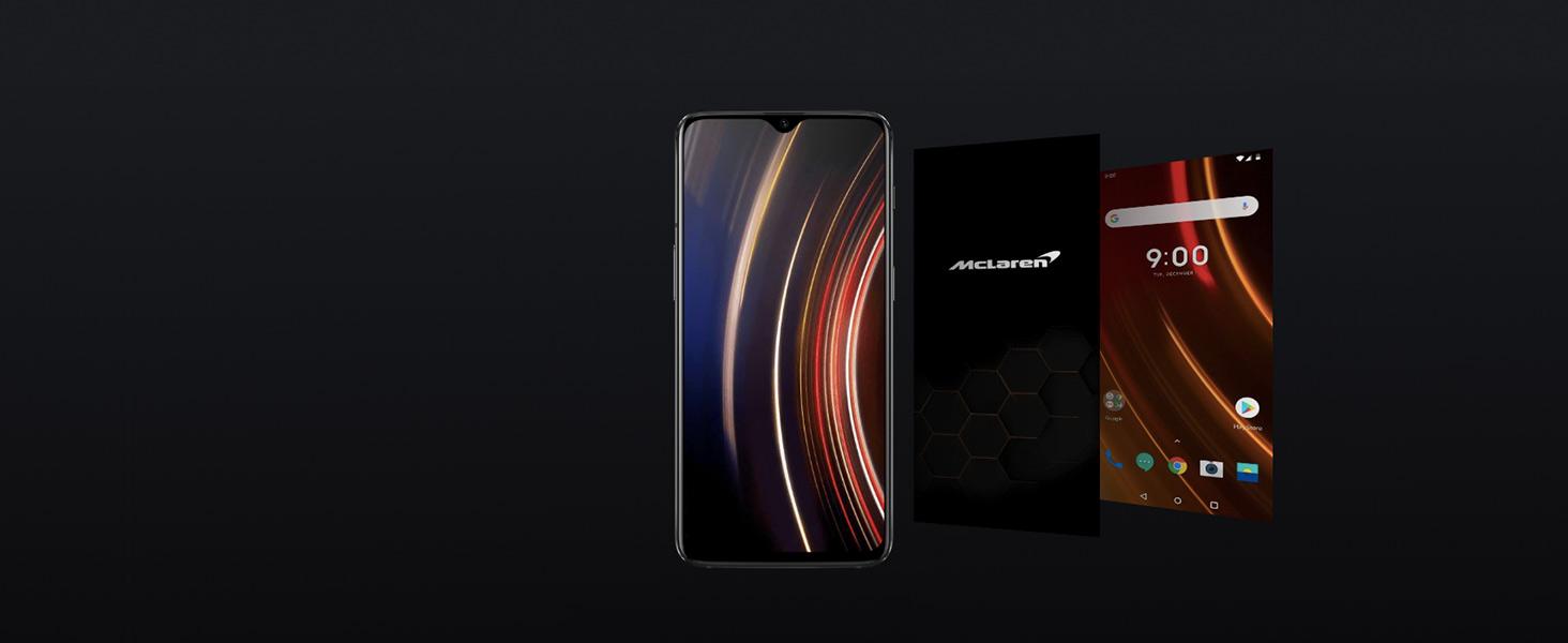 OnePlus 6T A6013 McLaren Speed Edition 10 GB/256 GB Smartphone - Speed  Orange