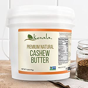 Cashew Butter, natural spread, Peanut Butter, Creamy Spread, nut spread, vegan spread, almond butter