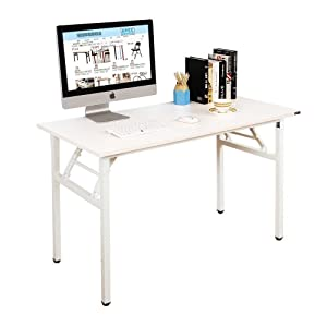 Need Computer Desk 47 Inch Computer Table Folding Office Desk