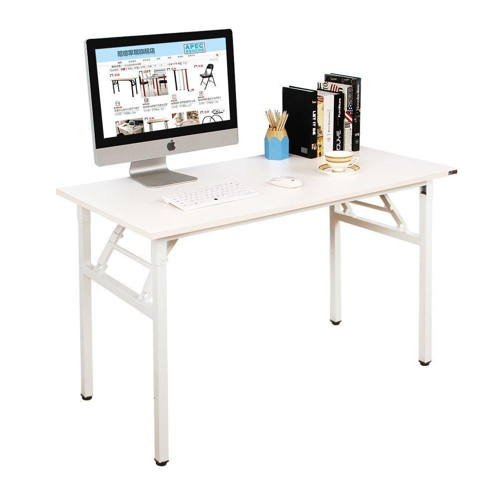 Amazon.com: Need Computer Desk Office Desk Folding Table